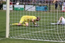 Fotbalový Polaban Nymburk slavil 80. let od postupu do první ligy. Pozval si Sigi team