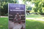Filmový festival Soundtrack se probouzí k životu.