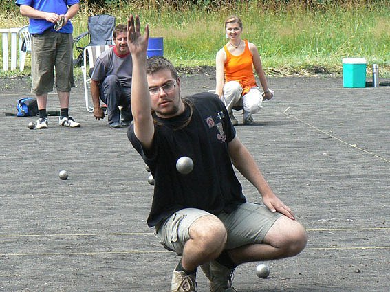 V Poděbradech se na Mistrovství sešlo 164 hráčů z celé České republiky.