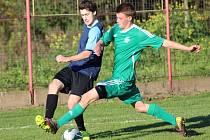 KDO S KOHO. Na podzim se z výhry v okresním derby radovali fotbalisté Nymburka. Jak tomu bude nyní v Semicích?