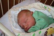 TONÍČEK PO TÁTOVI. ANTONÍN HNILIČKA je miminko narozené 13. ledna 2017 v 9.45 hodin s mírami 3 520 g a 48 cm. Je zatím prvním potomkem rodičů Verči a Toníka z Čelákovic – Sedlčánek.