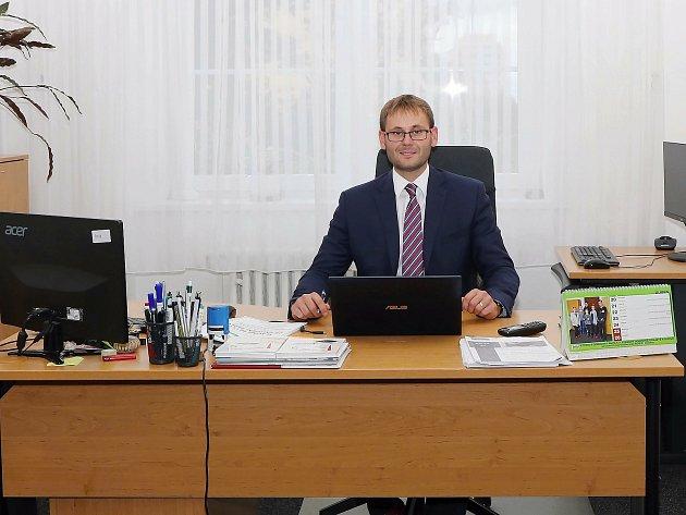 Petr Paták, ředitel SOŠ a SOU Kladno