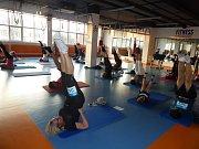Aktivní boj s roztroušenou sklerózou podpoří cvičební maraton.