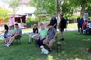 Folkový festival v Nymburce se letos opět vydařil.