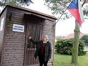 V Běruničkách registrují 48 voličů. Příchod každého z nich je svátkem.