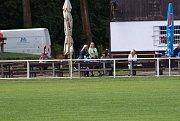 Starší dorostenci poděbradské Bohemie druhý zápas nezvládli a prohráli doma se Slaným 1:4.