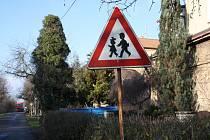 Poznáte ulici v jednom z měst na Nymbursku?