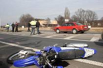 Nehoda u Poděbrad