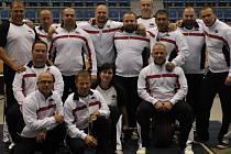 Družstvo silových trojbojařů Sokola Nymburk
