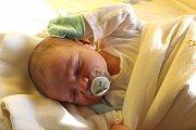 ATREMIY SHELEMBA se narodil 16. února 2018 ve 19.01 hodin s výškou 53 cm a váhou 4 280 g. Z prvorozeného se radují rodiče Andrej a Hana z Čelákovic.