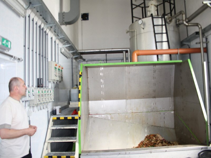 Bioplynová stanice dnes