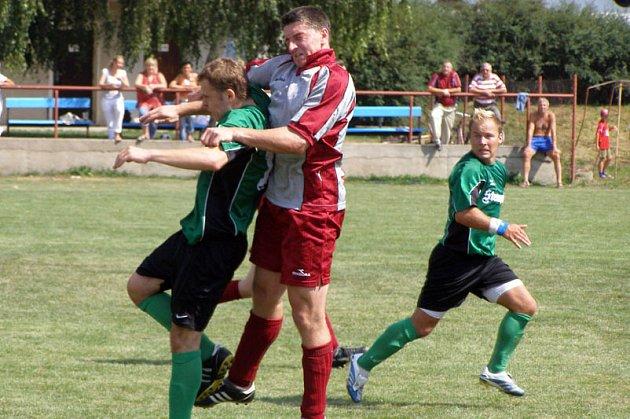 Hráčům Jíkve se v zápase proti Rejšicím moc nedařilo, a  proto nováček I.B třídy neuspěl a prohrál 0:2.