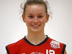 DANIELA HLAVÁČOVÁ už nakoukla do A – týmu Nymburka