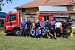 Sbor dobrovolných hasičů Hořátev.