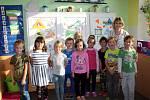 Základní škola Budiměřice, třídní učitelka Zdena Černá