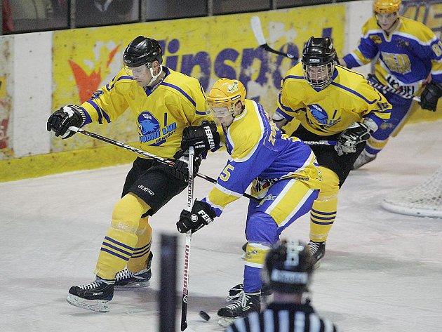 Druholigoví hokejisté Nymburka prohráli v předposledním kole základní části druhé ligy na ledě druhého Benešova 2:5. S tímto soupeřem prohráli v letošní sezoně všechna čtyři vzájemná utkání