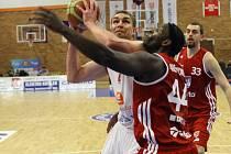 Košíkáři Nymburka zdolali doma Svitavy 94:71