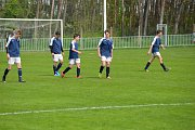 Mladší dorostenci Ostré vyhráli doma nad Mnichovým Hradištěm vysoko 10:2.