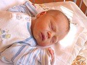 SERGEJ SMETANYUK se narodil 6. března 2018 v 19.20 hodin s délkou 49 cm a váhou 3 070 g. Z prvorozeného se radují rodiče Roman a Marie a sestřička Kristýnka ze Semic.