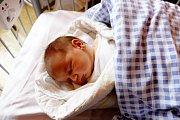 ANIČKA Z VÁPENSKA. Anna Doubková se narodila 14. listopadu 2017 v 8.29. Doma na Vápensku se na ni těší s rodiči Lucií a Romanem i sestra Štěpánka (2,5).
