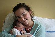 CHRISTIAN HUK se narodil 28. října 2018 v 19.27 hodin s délkou 49 cm a váhou 3 530g. Rodiče Monika a Peter z Vyžlovky se na chlapečka předem těšili. Doma na něj čeká sestra Sophie.