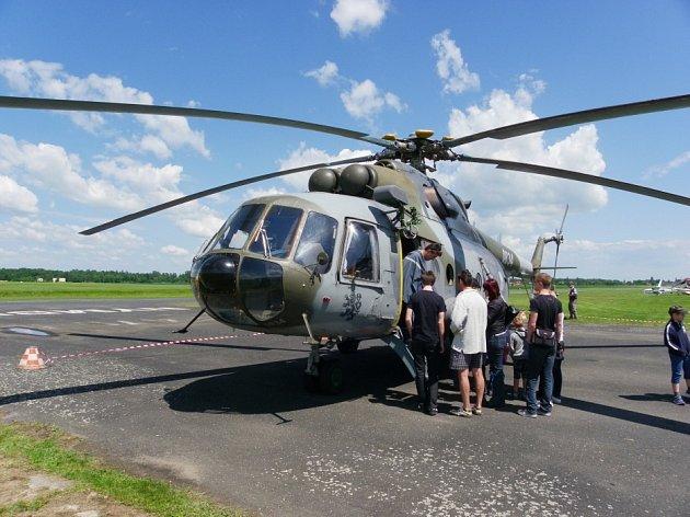 24. Slet letadel v Nymburce