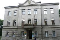 Budova, kde sídlí Městské kulturní středisko