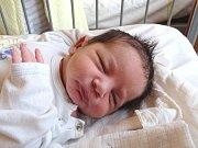 ROMAN BEČVÁŘ se narodil 6. ledna 2018 ve 14.54 hodin s výškou 52 cm a váhou 3 950 g.  Bydlí v Rožďalovicích s rodiči Romanem a Marií a sourozenci Ríšou (12) a Maruškou (8).
