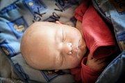 JAKUB PIROUTEK se narodil 18. prosince 2018 ve 3.00 hodin s délkou 50 cm a váhou 3 590g. Maminka Veronika a tatínek Martin si svého chlapečka odvezli do Netřebic, kde už se na něho těšil bratříček (20 měs.).