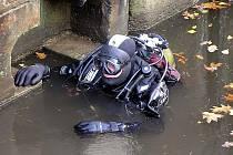 Poříční policisté zasahují na hladině i pod ní. Brzy je čeká velká bezpečnostní akce Voda, při níž budou kontrolovat nejen plavidla, ale třeba i rybáře.