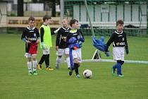 Fotbalový turnaj dětí ročníku 2011 v Nymburce