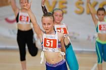 Úspěšná. Míša Pospíšilová z poděbradského oddílu získala hned několik ocenění, mimo jiné také startovné na další sezonu