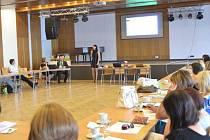 Závěrečná konference projektu ORP Nymburk - společně na cestě ke vzdělávání