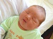 MIKULÁŠ SVOBODA se narodil 18. dubna 2018 v 10.05 hodin s délkou 52 cm a váhou 4 270 g. Na kluka už se moc těšili rodiče Marie a Dan a jedenapůlletá sestřička Linda z Přerova nad Labem.