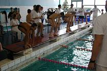 Plavci skládali posledníi zkoušku před republikou.