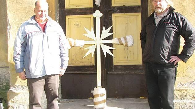Městečtí se chystají vyzdobit kostel