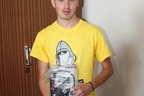 Vítězem projektu Deníku a RWE Reportáž psaná o přestávce je Michal Lebeda.