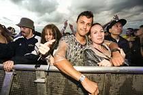Festival Let it Roll v pátek 6. srpna 2021.