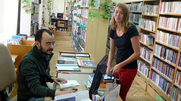 Městská knihovna v Poděbradech se dočká rekonstrukce.