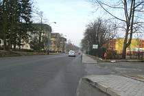 Ulice Armádní zřejmě radikálně změní svoji podobu. Ale ne dříve než v roce 2022.