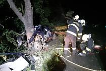 Při nehodě zemřeli dva lidé.