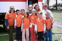 Dobrovolní hasiči Loučeň se pravidelně zúčastňují soutěží. Nejlépe jsou na tom děti.