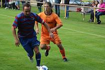 Fotbalisté Sokolče porazili doma Loučeň 3:1