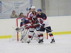 Hokejisté Poděbrad první utkání sezony nezvládli a na svém ledě prohráli s favorizovanou Čáslaví vysoko 3:8.