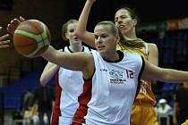 JDOU DO PLAY OFF. Nymburské basketbalistky vyráží dnešním zápasem s VŠ Praha do vyřazovacích bojů