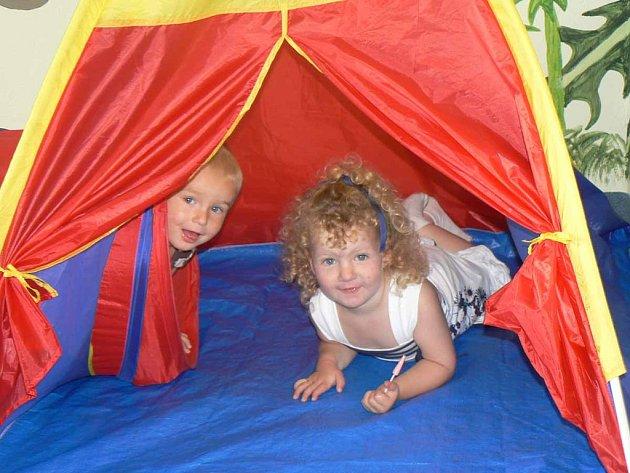 V Lysé otevřelo nové mateřské centrum Parníček