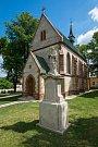 Obnova kaple Nejsvětějšího Vykupitele v Radimi