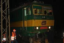 V Babíně došlo opět ke střetu vlaku se člověkem