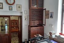 Muzeum klasického knihařství.