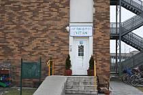 Nynější sídlo centra Svítání